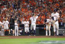 Medias Rojas de Boston Astros tomaron la delantera en Serie de Campeonato