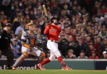Medias Rojas toman ventaja en la Serie de Campeonato tras apabullar a Astros