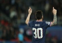 Doblete de Lionel Messi permitió al PSG superar al RB Leipzig