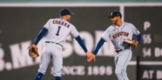 Astros igualaron la Serie de Campeonato al vapulear a Medias Rojas