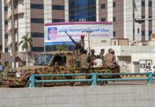 Golpe de estado en Sudán - Golpe de estado en Sudán