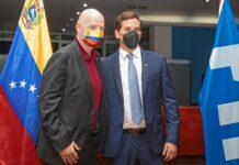 Presidente de la FIFA llegó a Venezuela - Presidente de la FIFA llegó a Venezuela