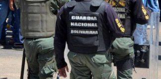Liberaron a dos GNB detenidos en Colombia - Liberaron a dos GNB detenidos en Colombia