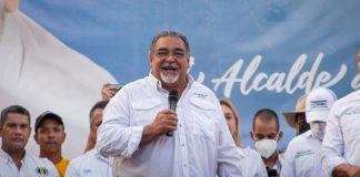 Candidato José Gregorio Ruiz