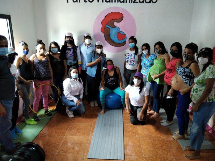 Inauguran Centro Comunal de la Mujer