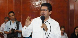 diputado Augusto Martínez
