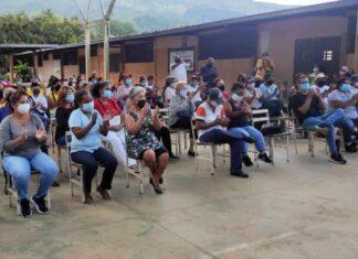 Maquinaria electoral en Naguanagua