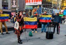 Manifestaciones EE.UU Alex Saab
