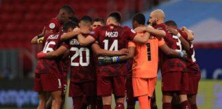 Selección de Venezuela publicó lista de jugadores para triple fecha FIFA