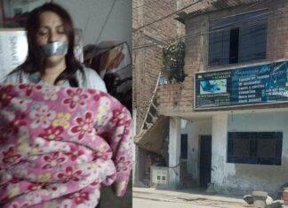 Mujer fingió secuestro y robo de su bebé