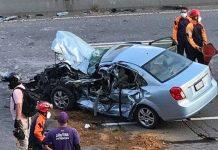 Dos accidentes de tránsito - Dos accidentes de tránsito