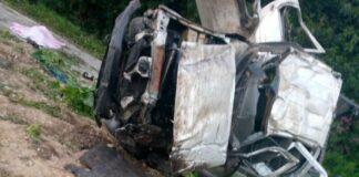 Mujer murió en accidente de tránsito en Boconó