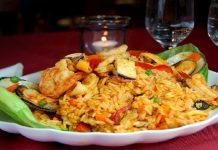 arroz a la marinera - arroz a la marinera