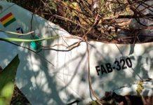 Avioneta de la Fuerza Aérea Boliviana se estrelló en la región amazónica y dejó seis fallecidos