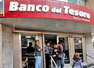nuevo presidente del Banco del Tesoro - nuevo presidente del Banco del Tesoro
