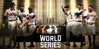 Astros se medirán con los Bravos en la Serie Mundial