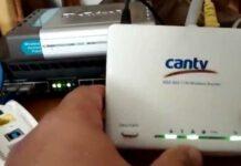 Cantv aumentó tarifas del servicio de internet