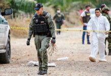 Masacre en Colombia - Masacre en Colombia