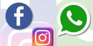 WhatsApp Instagram y Facebook caída mundial - WhatsApp Instagram y Facebook caída mundial