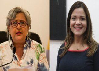 Tibisay Lucena y Dheliz Álvarez - Tibisay Lucena y Dheliz Álvarez
