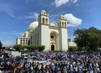 Marchas en El Salvador - Marchas en El Salvador