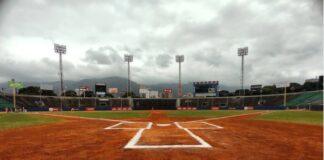 Juego de beisbol en Venezuela - Juego de beisbol en Venezuela