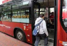 Transporte público del Estado llevará gratuitamente a los estudiantes