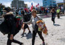 Instalarán hospital de campaña al norte de Chile para ayudar a migrantes que ingresaron ilegalmente