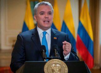 Iván Duque reiteró que no reconocerá a Maduro como presidente de Venezuela
