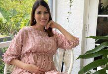 María Gabriela Isler ya es mamá