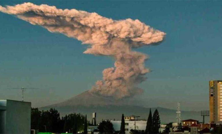 Reportan que nube de dióxido de azufre llegó a Venezuela