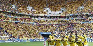 partidos de clasificación de Colombia - N24C
