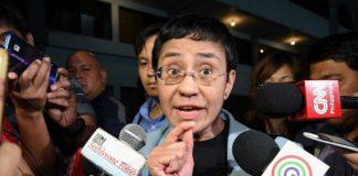 Maria Ressa dedica Nobel de la Paz