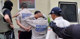 Detenidos cuatro PNB por secuestro en Las Mercedes - Detenidos cuatro PNB por secuestro en Las Mercedes