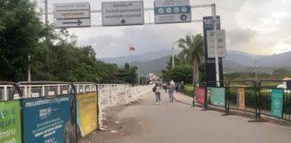 Despejan la frontera de Colombia con Venezuela - Despejan la frontera de Colombia con Venezuela