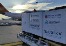 Dosis de Sputnik V - Dosis de Sputnik V