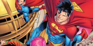 nuevo Superman de DC será bisexual - nuevo Superman de DC será bisexual