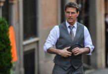 Tom Cruise aparece irreconocible - Tom Cruise aparece irreconocible