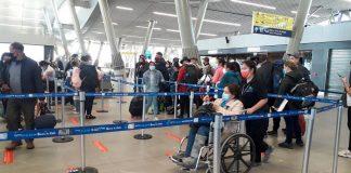 200 venezolanos llegaron desdeChile