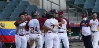 Beisbol categoría sub23 - Beisbol categoría sub23