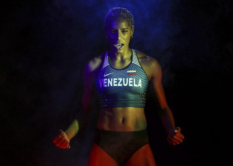 La reina del salto triple está de cumpleaños: Yulimar Rojas